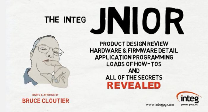 JNIOR review with Bruce Cloutier