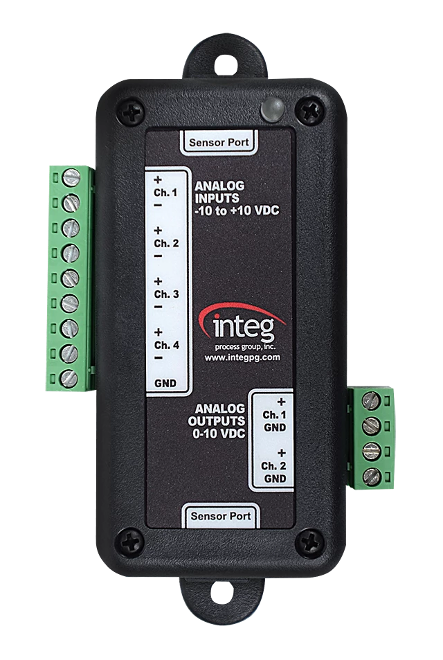 10 VDC Analog Expansion Module